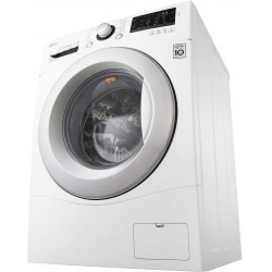 Lg FH4A8TDN2 Washing Machine 8kg with TurboWash | SimosViolaris