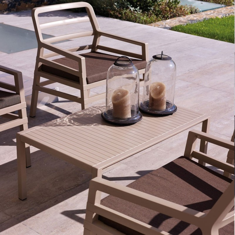 nardi table aria tavolino 100 garden furniture cyprus - Garden Furniture Cyprus