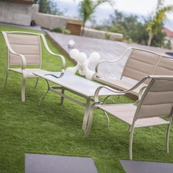 Leslie Lounge Set - Garden Furniture | SimosViolaris