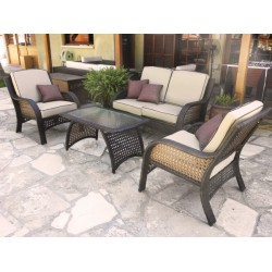 Linda Lounge Set - Garden Furniture | SimosViolaris