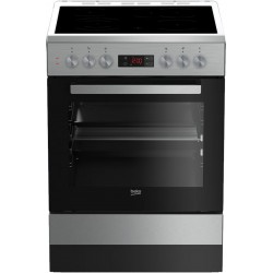 Electric Cooker  Beko FSM67320DXT 72L in Inox Color| SimosViolaris