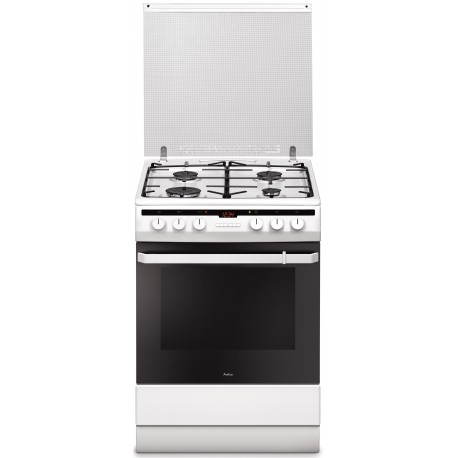 Electric Gas Cooker Amica 618ges3 43 66l 10 Functions