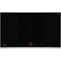Neff t59ts5rn0 flex induction hobs 90cm with twistpad for Neff flexinduction