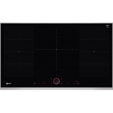 neff t59ts5rn0 flex induction hobs 90cm with twistpad. Black Bedroom Furniture Sets. Home Design Ideas
