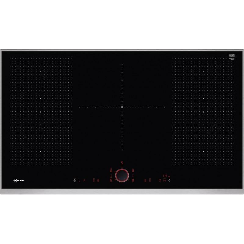 Neff T59TS51N0 Flex Induction Hobs 90cm with TwistPad