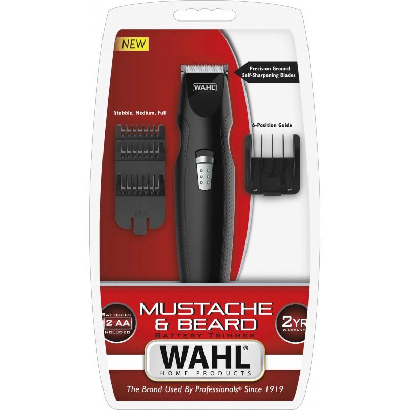 Wahl Mustache Amp Beard Trimmer 5606 508 Simosviolaris