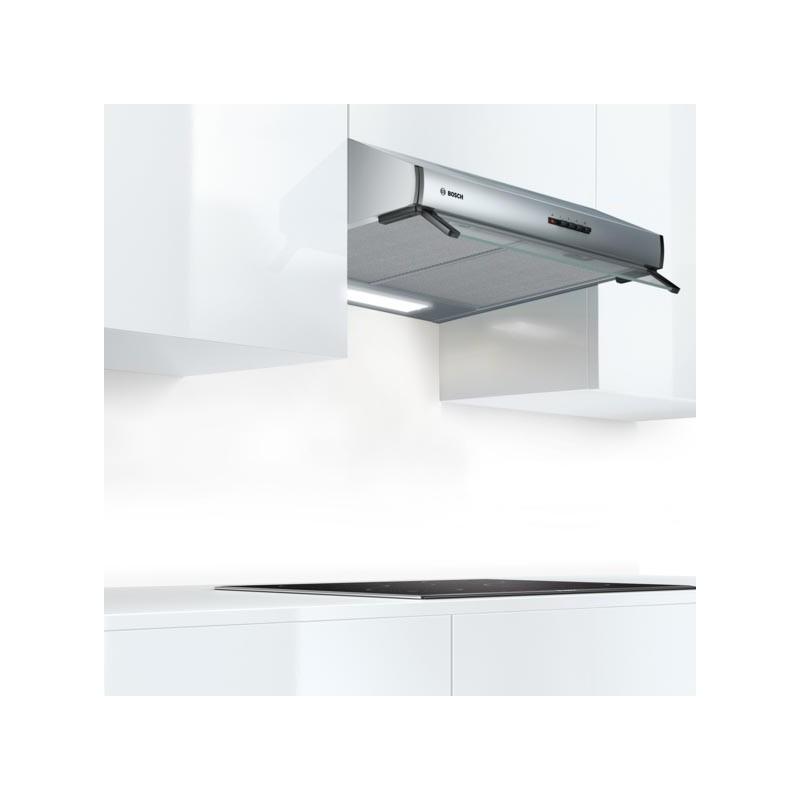 Bosch Dul63cc50 Under Cabinet Hood In Inox Color 60cm