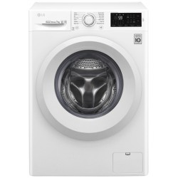 Lg Washing Machine 7kg 6 Motion DirectDrive F4J5QN3W | SimosViolaris