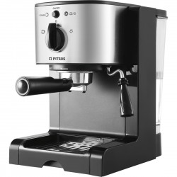Pitsos GCM2053B 2 in 1 Espresso Coffee Machine | SimosViolaris