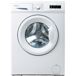 Sharp ES-HFA5101WD-EE Πλυντήριο Ρούχων 5Kg   SimosViolaris