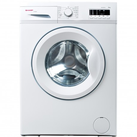 Sharp ES-HFA5101WD-EE Washing Machine 5Kg | SimosViolaris