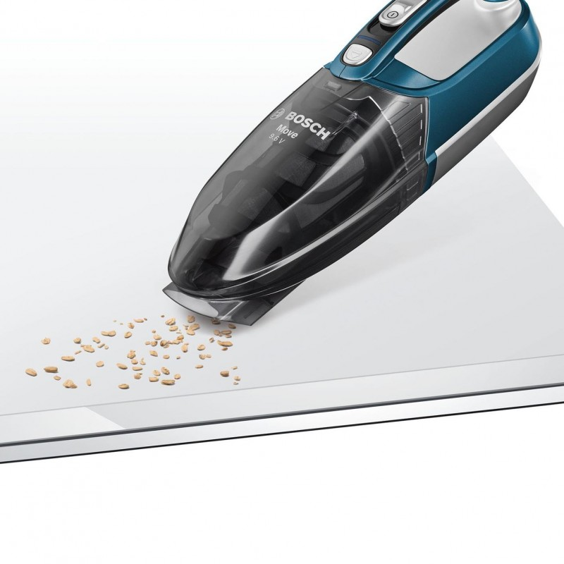 Bosch Move Bhn09070 Handheld Vacuum Cleaner 9 6v