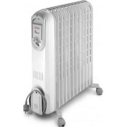 Delonghi Vento V551225 2500W Heater Oil Radiator - Free Delivery | SimosViolaris
