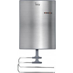 Izzy Bathroom Heater with Towel Rack - FreeDelivery | SimosViolaris
