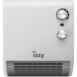 Izzy Bathroom Heater 222307 2000W - Free Delivery | SimosViolaris