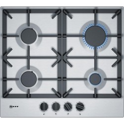 Neff T26DS49N0 Gas Hobs StainlessSteel - FlameSelect | SimosViolaris