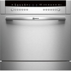 Neff S66M64M1EU Compact Built In DishWasher