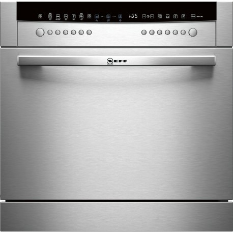 Neff S66M64M1EU Compact Built In DishWasher | SimosViolaris
