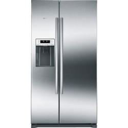 Neff KA3902I20 Side by Side Refrigerator