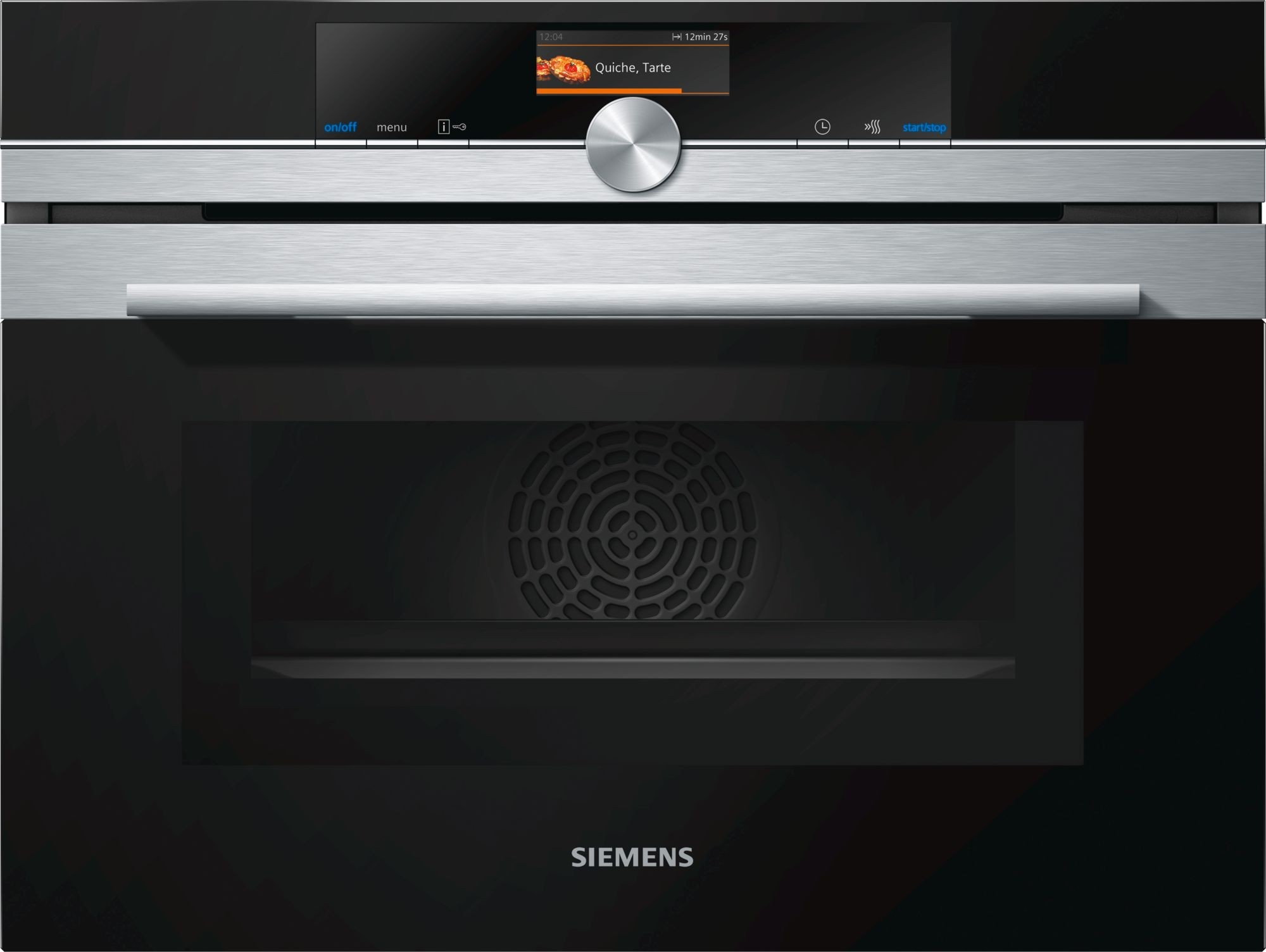 Siemens Cm636gbs1 Built In Compact Oven With Microwave