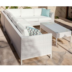Sydney Corner Set - Garden Furniture | SimosViolaris