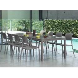 Nardi Rio 210 Extendable Table | SimosViolaris