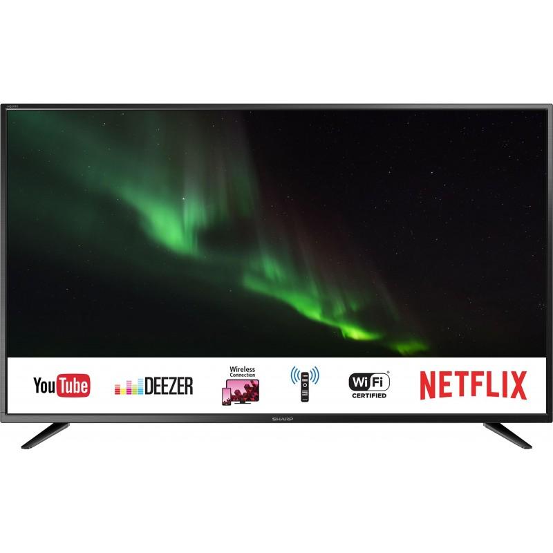 Sharp 4k Led Smart Tv 65 Lc 65cug8052e Simosviolaris
