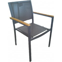 Aluminium Chair  - Garden Furniture | SimosViolaris