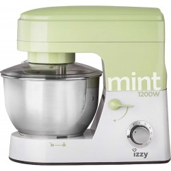 Izzy SM1688 Mint Kitchen Machine | SimosViolaris