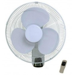 Parma FB40RC Wall Fan 18'' with Remote Control | SimosViolaris
