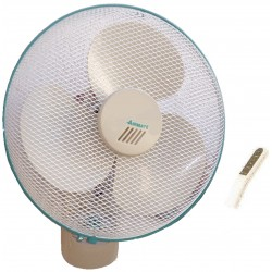 Airmate W629RMN Wall Fan 16'' with Remote Control | SimosViolaris