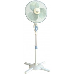 Airmate R40C2T Stand Fan 16'' with Timer | SimosViolaris