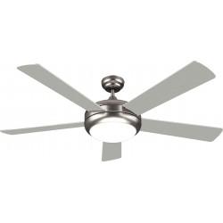 Matestar MAT-52055W-S Ceiling Fan 52'' | SimosViolaris