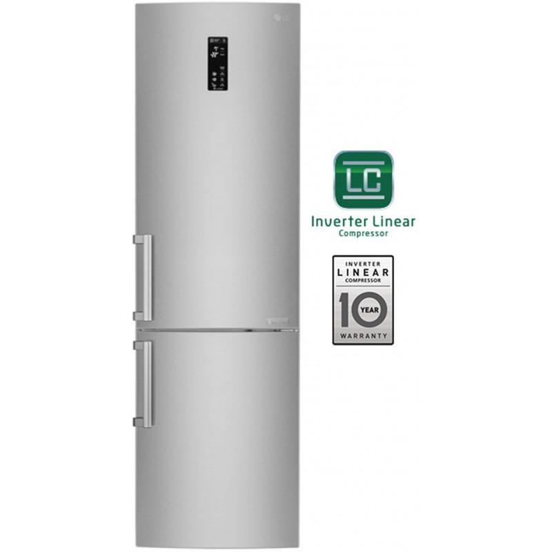 Lg GBB60NSYXE Refrigerator A+++ -10% | SimosViolaris