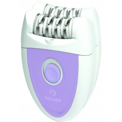 Epilady EP811-25 Double Head Rechargeable Epilator