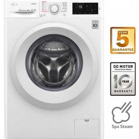 Lg F4J5VY3W Washing Machine 9kg