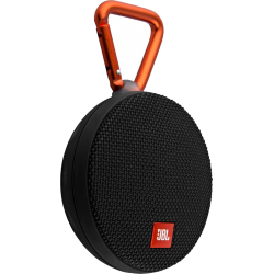 Jbl Clip 2 Black Waterproof Bluetooth Speaker | SimosViolaris
