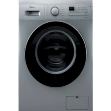 Midea MFG80-S1412 Washing Machine 8Kg in Silver Color | SimosViolaris
