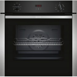 Neff B1ACC2AN0 Built In Oven with EasyClean | SimosViolaris
