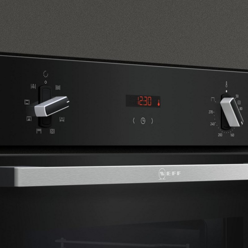 Neff B1acc2an0 Built In Oven With Easyclean Simosviolaris