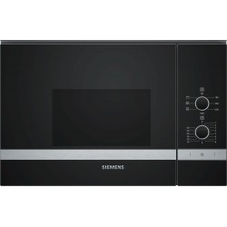 Siemens BE550LMR0 Built In Microwave in Inox Color | SimosViolaris