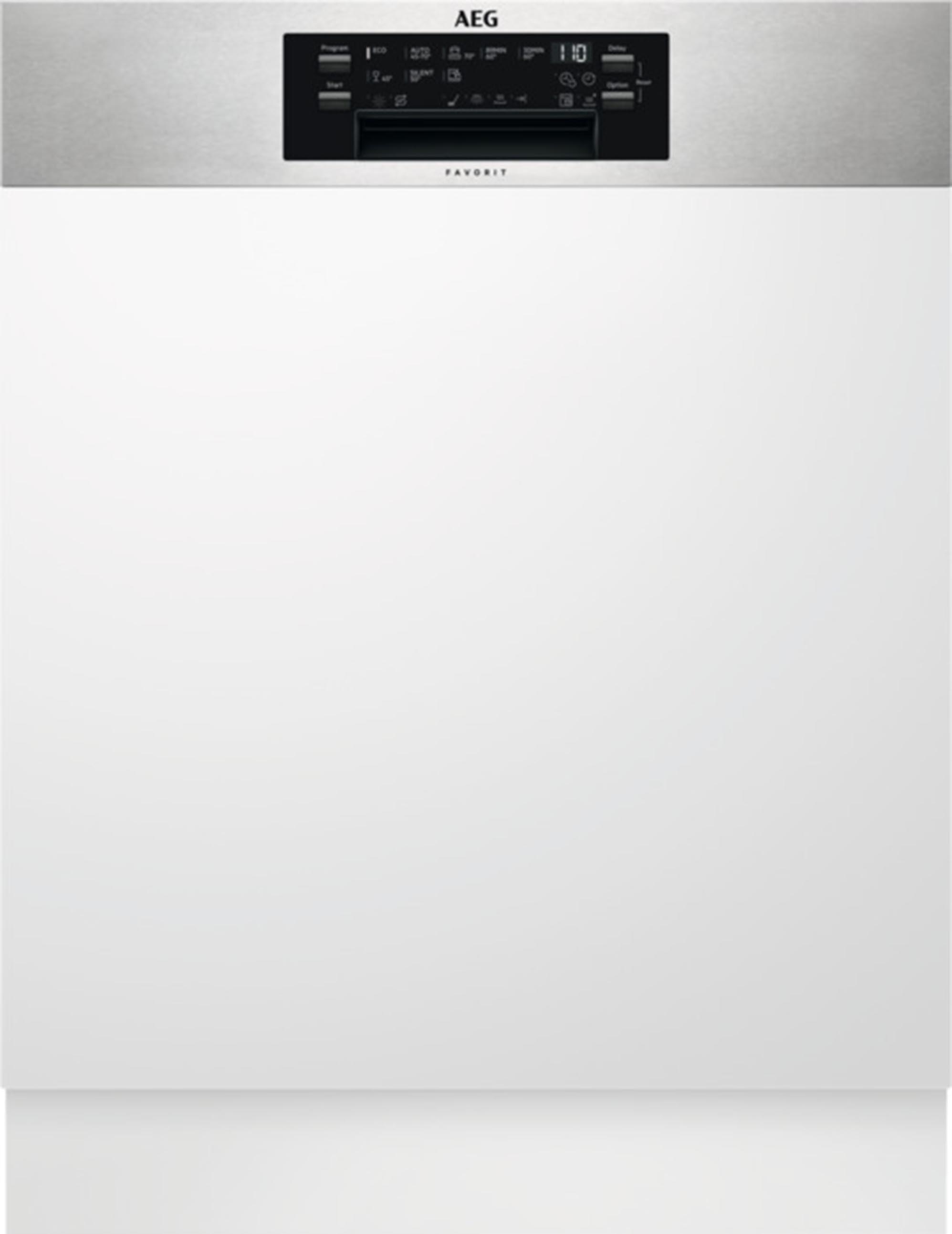 Aeg Fee63716pm Built In Dishwasher Simosviolaris Washing Machine Wiring Diagram