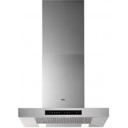 Aeg ChimneyHood 60cm with Hob2Hood Technology DBB5660HM| SimosViolaris