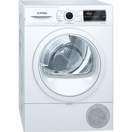 Pitsos WTP70008 Dryer 8Kg  Α++  HeatPump Technology   SimosViolaris