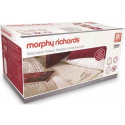 Morphy Richards 600003 Electric Blanket | SimosViolaris