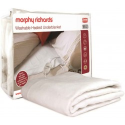 Morphy Richards 75184 Electric Blanket | SimosViolaris