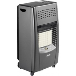 Bartolini Bella-GR Gas Heater in Grey Color | SimosViolaris