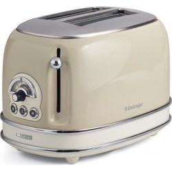 Ariete Vintage 155/03 Beige Toaster | SimosViolaris
