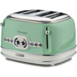 Ariete Vintage 156/04 Light Green Toaster | SimosViolaris