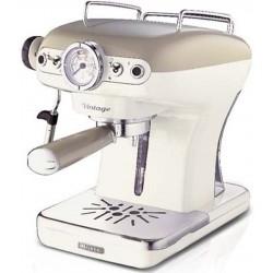 Ariete Vintage 1389/13 Beige Espresso Machine | SimosViolaris